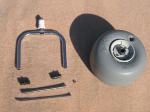 Sandpiper Dismantled